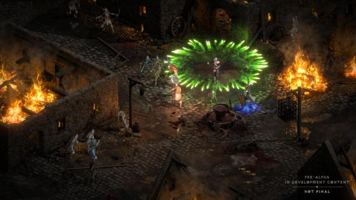 Blizzard Is Remastering The Classic RPG, Diablo II