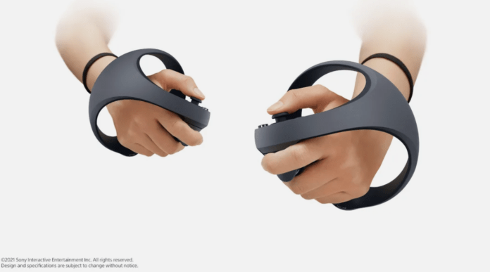 Check Out The New PS5 VR Controllers