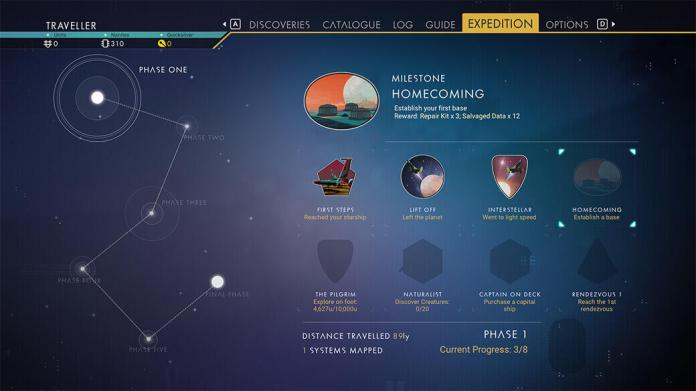 No Man's Sky Expedition Update Adds New Multiplayer Mode