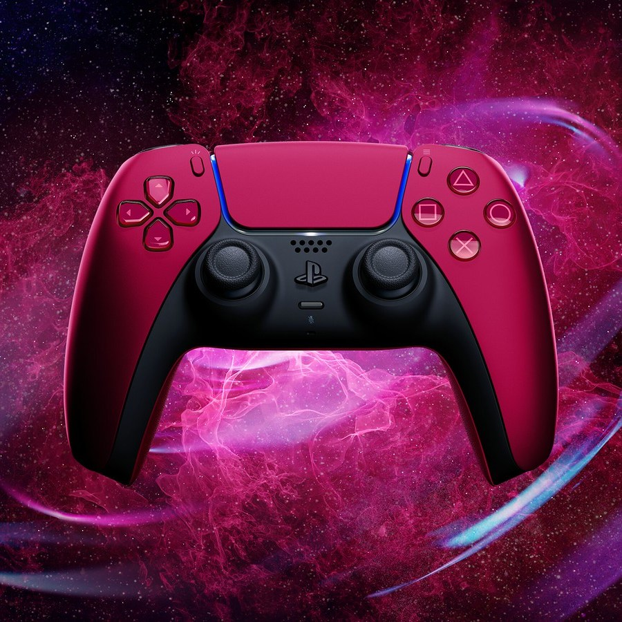 DualSense Controller Gets First New Colors, Launching In June