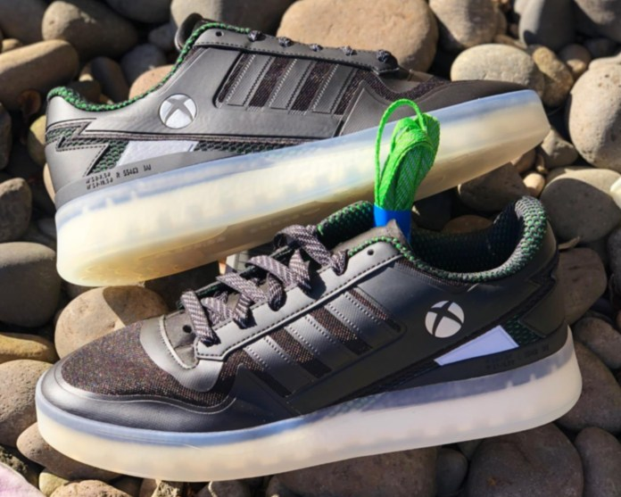 Adidas Reportedly Making Xbox Shoes