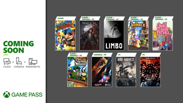 More Titles Heading To Xbox Game Pass Through The Rest Of June And Start Of July