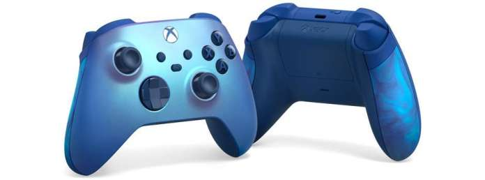 Special Edition Xbox Series X|S Aqua Shift Controller Revealed