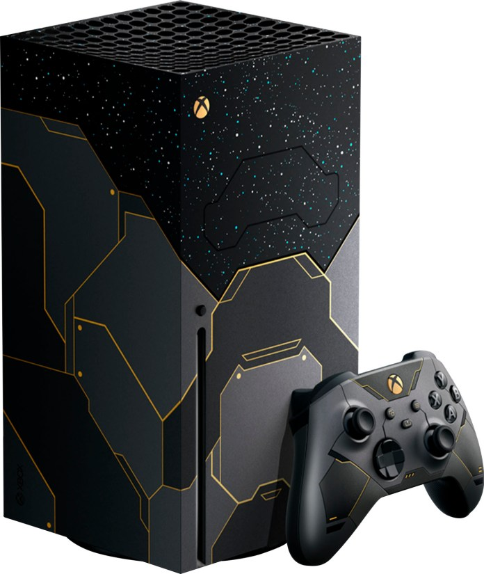 Halo Infinite Xbox Series X Console Preorders - Check Stock At All Available Stores