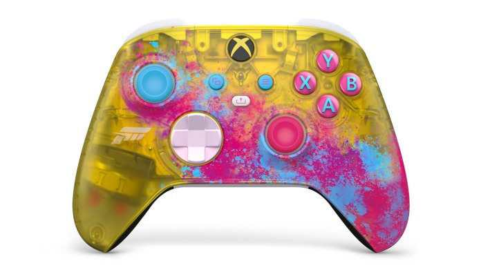 Forza Horizon 5 Limited-Edition Xbox Controller Revealed During Gamescom