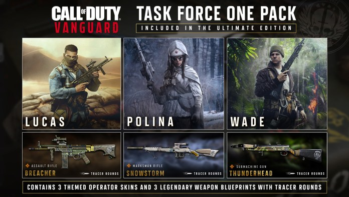 Call Of Duty: Vanguard Preorders Live Now -- Editions, Bonuses, And Prices