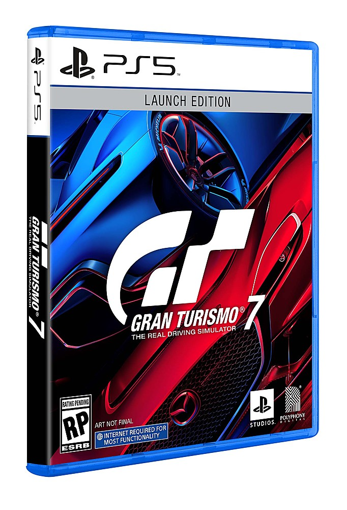 Gran Turismo 7 Preorders Are Live - Bonuses And Editions
