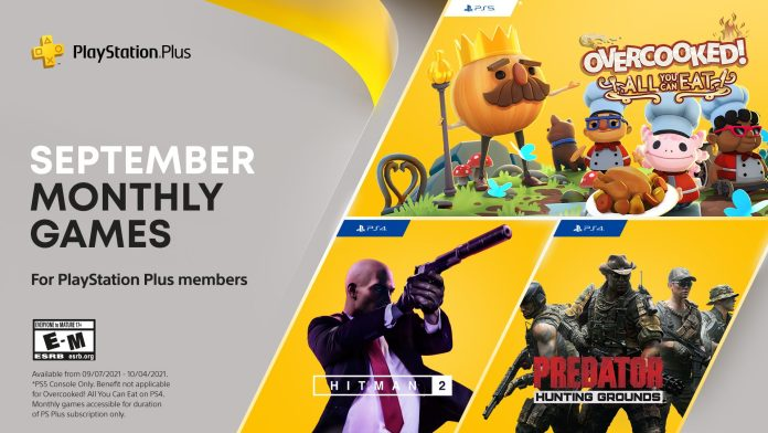PlayStation Plus Free Games Revealed For September 2021