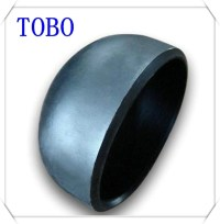TOBO Butt Welding Fitting Pipe Caps Sch 40 Carbon Steel