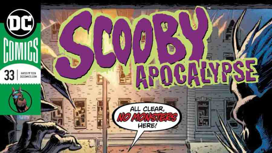 Scooby Apocalypse #33 - But Why Tho?