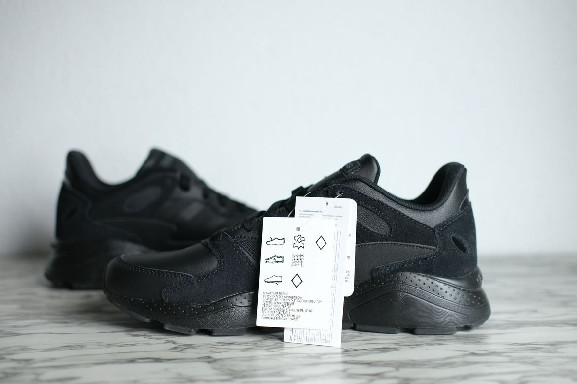 eco leather identifications on shoes