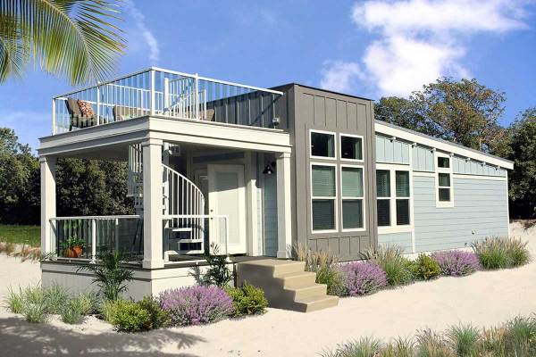 Small Mobile Homes Costs Floor Plans & Design Ideas