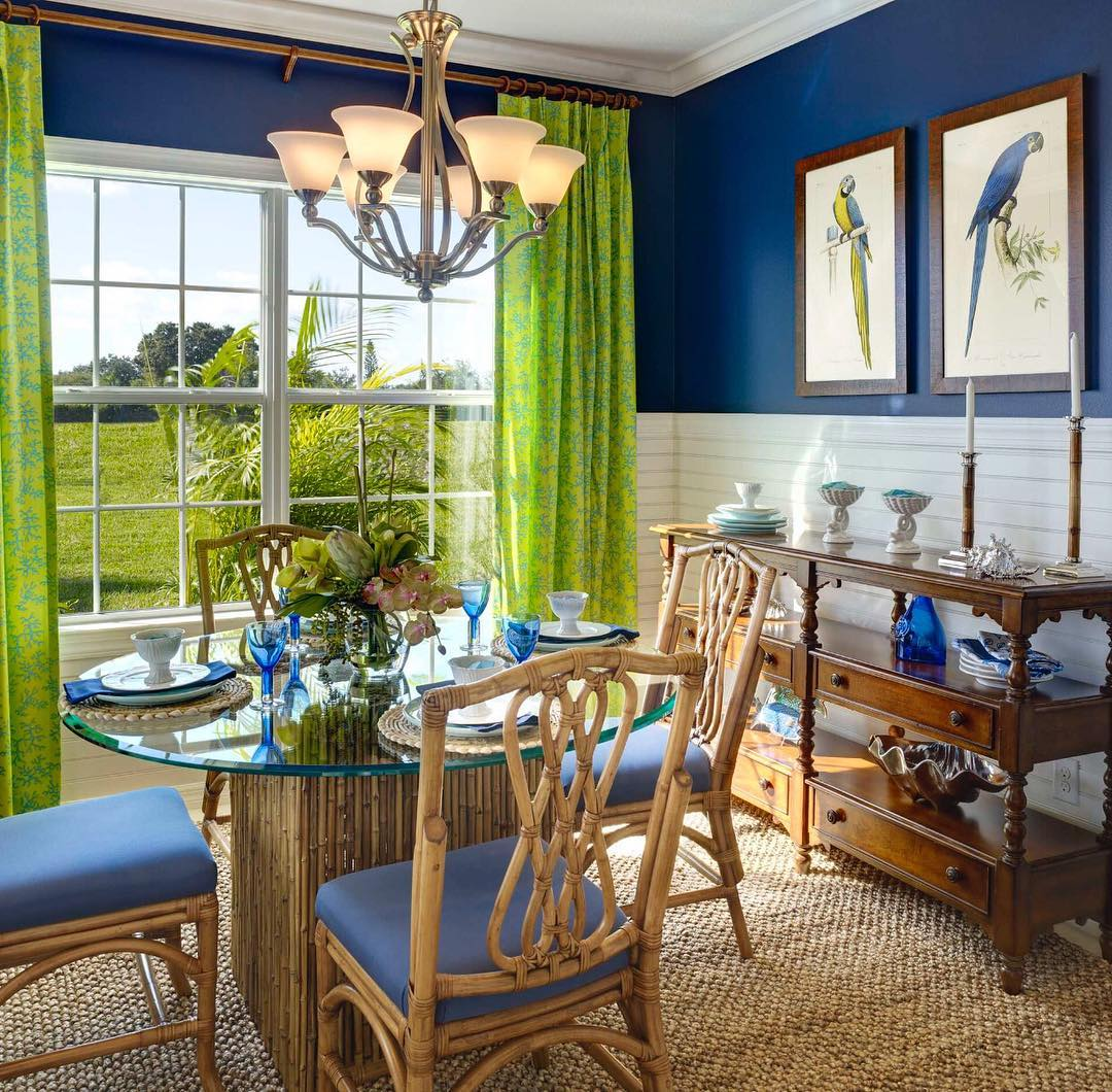 How to Choose Wall Colors for a Dining Room  Buungicom