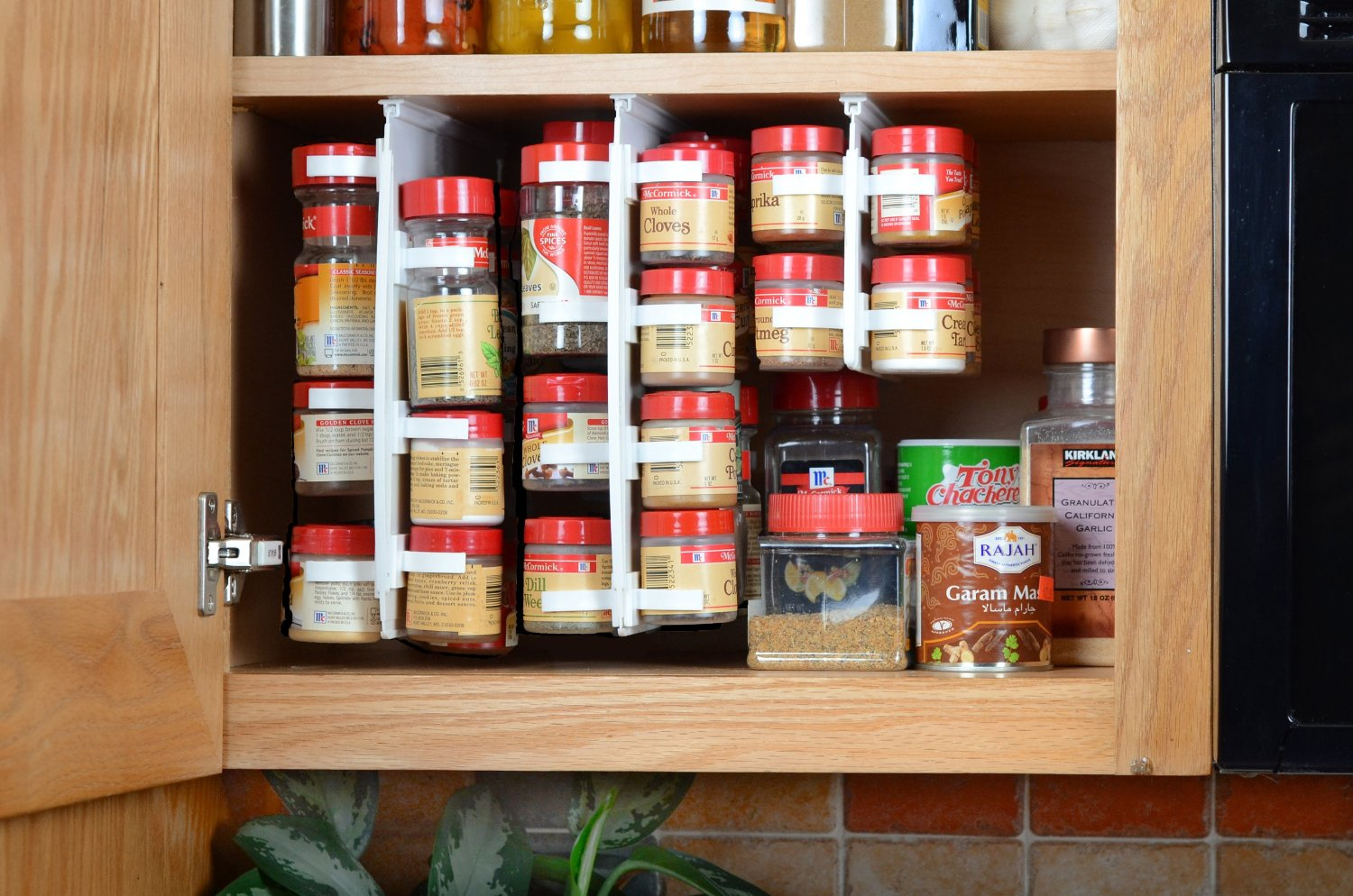 kitchen cabinet spice rack sink images ideas for the and pantry buungi