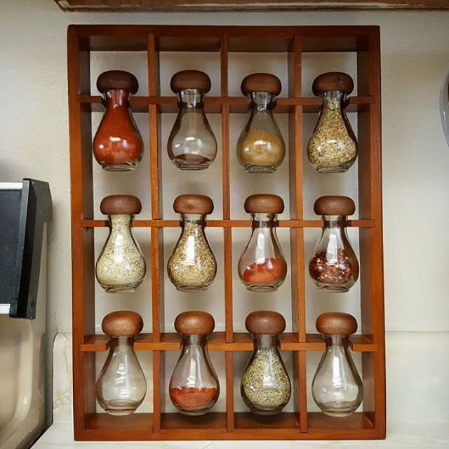 Spice Rack Ideas for The Kitchen and Pantry  Buungicom