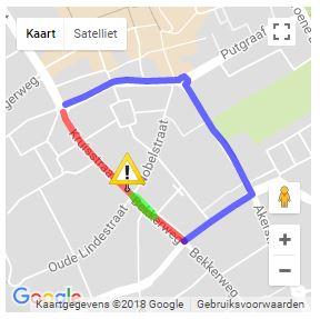 Werkzaamheden Kruisstraat