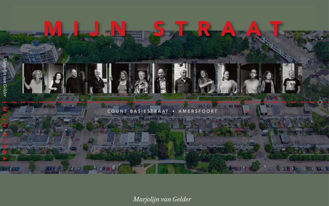 Verslag fotoproject 'Mijn straat' over de Count Basiestraat