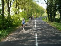 fietstocht en rozen maken 029