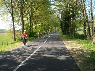 fietstocht en rozen maken 031