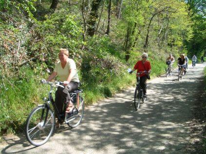 fietstocht en rozen maken 040