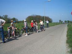 fietstocht en rozen maken 067
