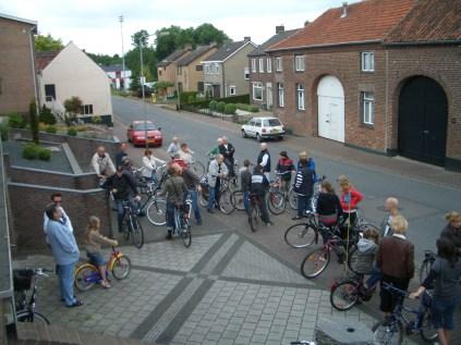 foto's fietstocht 2008 001