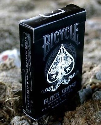 Bicycle Black Ghost Second Edition