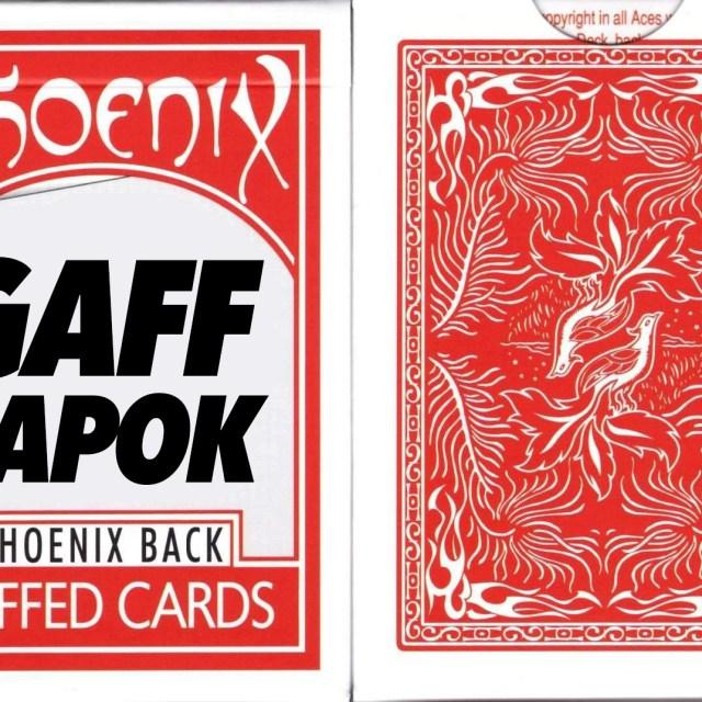 Phoenix Gaff lapok