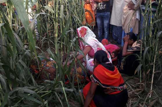 दियारा इलाके में किसान की गोली मार हत्या