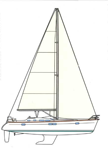 Beneteau 473 2002 for Sale by Jan Guthrie Yacht Brokerage
