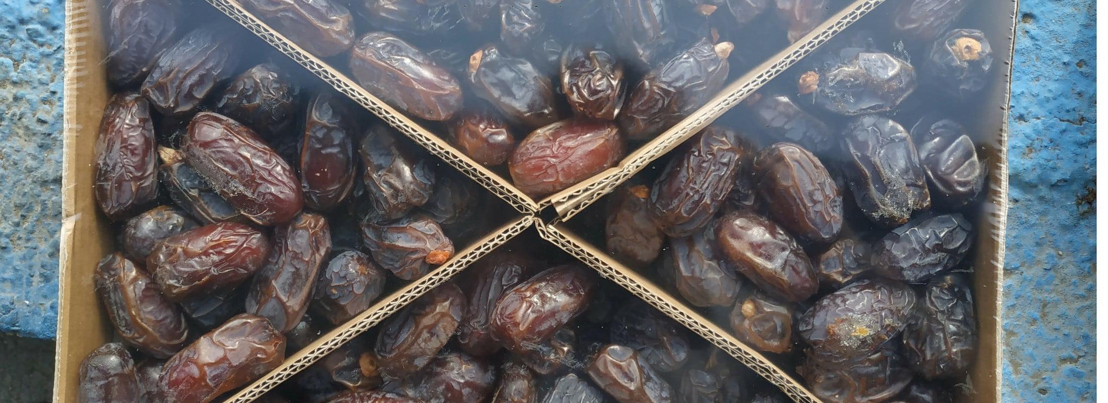 Contacto 5kg bio medjool medjoul datteln dattes dadels dates dadler dadlar datiles 10
