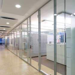 glass partition office partition kenya usafi interiors 6