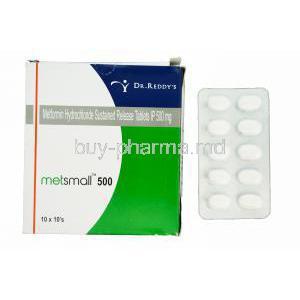 Buy Metformin Sr ( Generic Glucophage ) Online