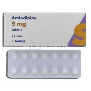 Buy Amlodipine ( Generic Norvasc ) Online