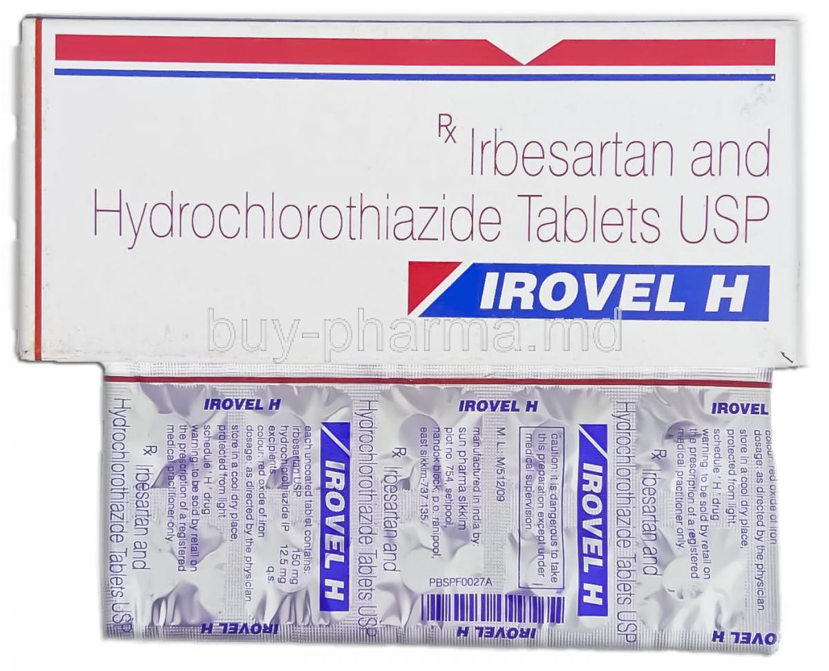 Irovel h anti-itch ointment