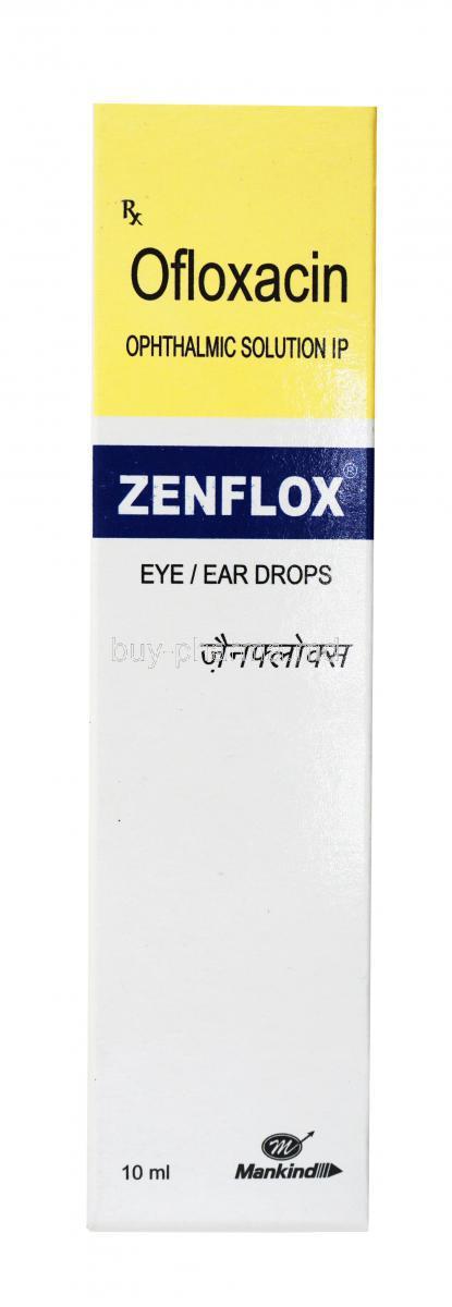 Buy Ofloxacin ( Generic Ocuflox E/e Drop ) Online