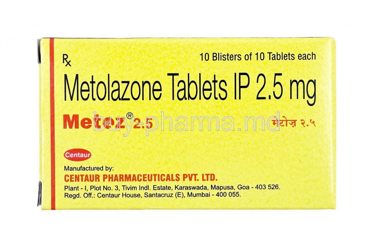 Buy Metoz Metolazone Online