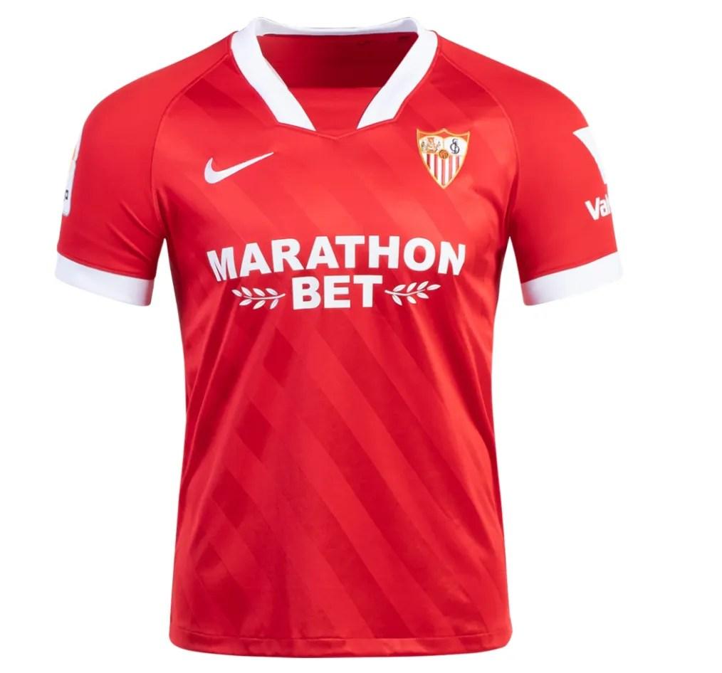 Jules koundé 1 date of birth/age: Sevilla 20/21 Away Jersey by Nike   Buy Arrive