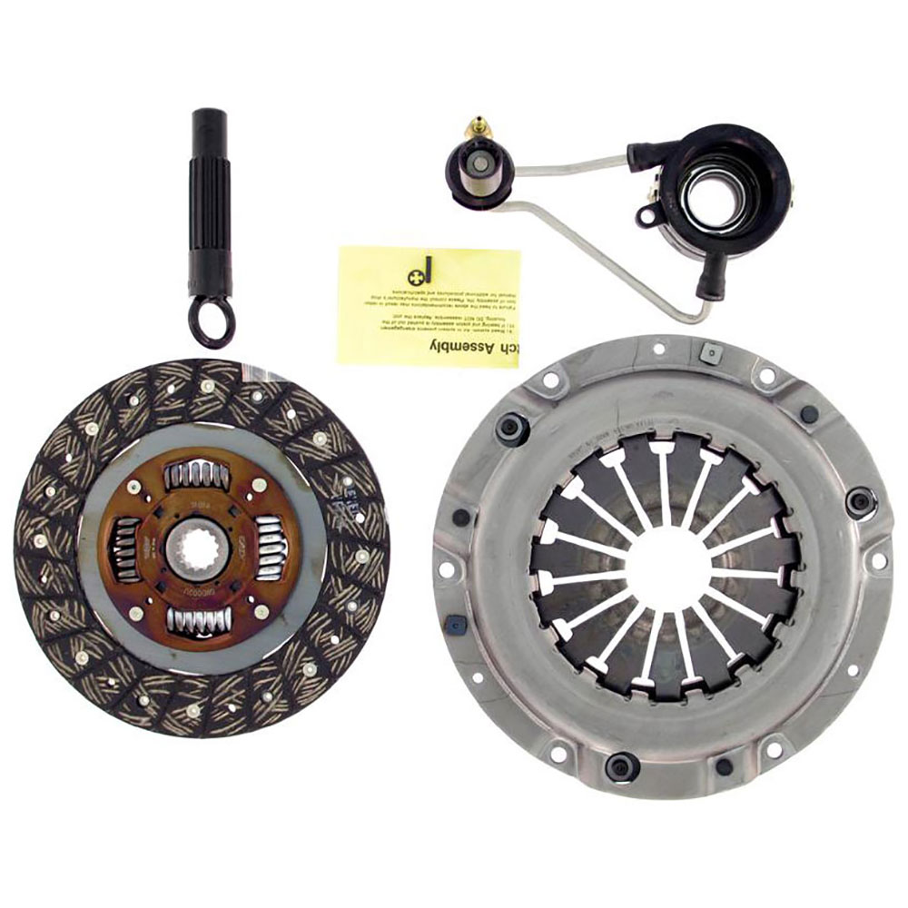 hight resolution of pontiac sunfire clutch kit