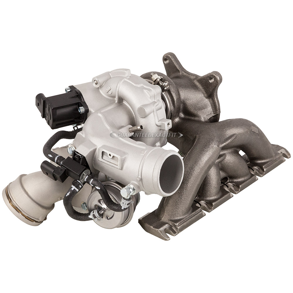 medium resolution of 2009 2013 volkswagen tiguan turbocharger