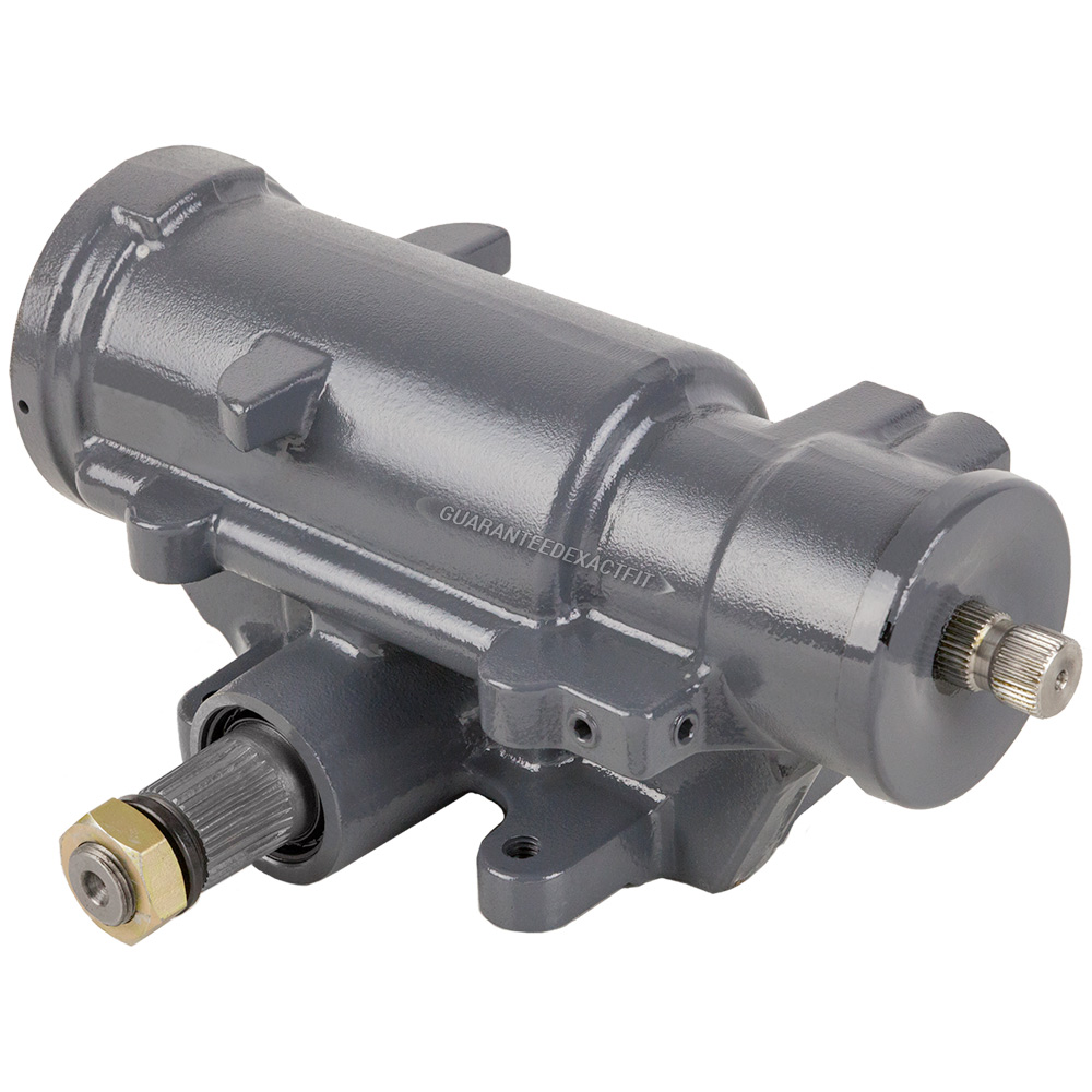 medium resolution of gmc suburban power steering gear box