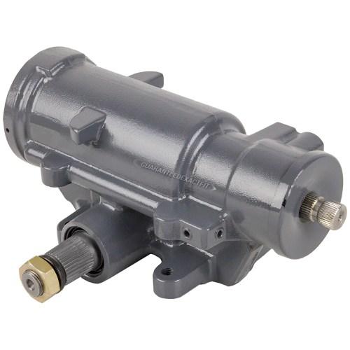 small resolution of gmc suburban power steering gear box