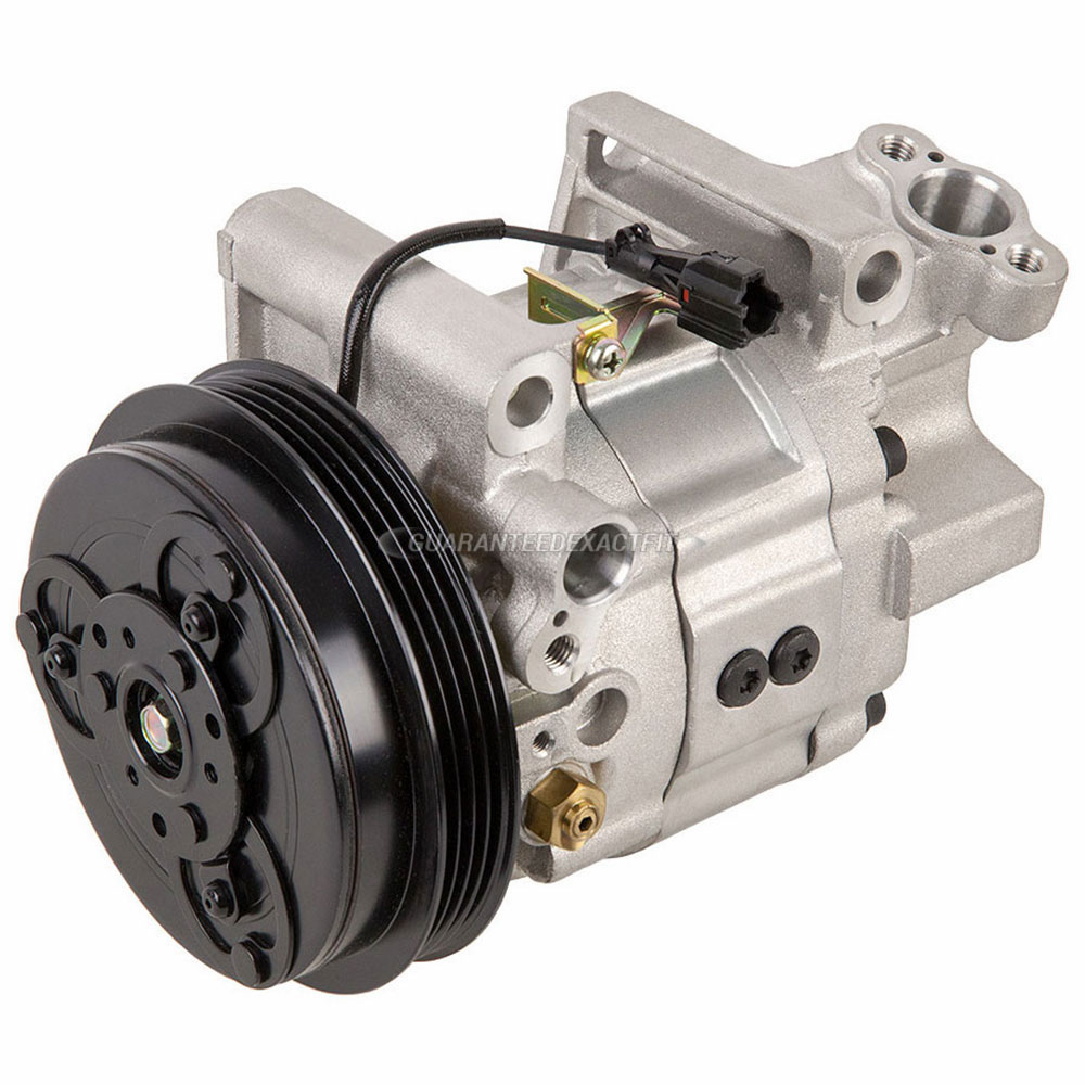 hight resolution of subaru baja ac compressor