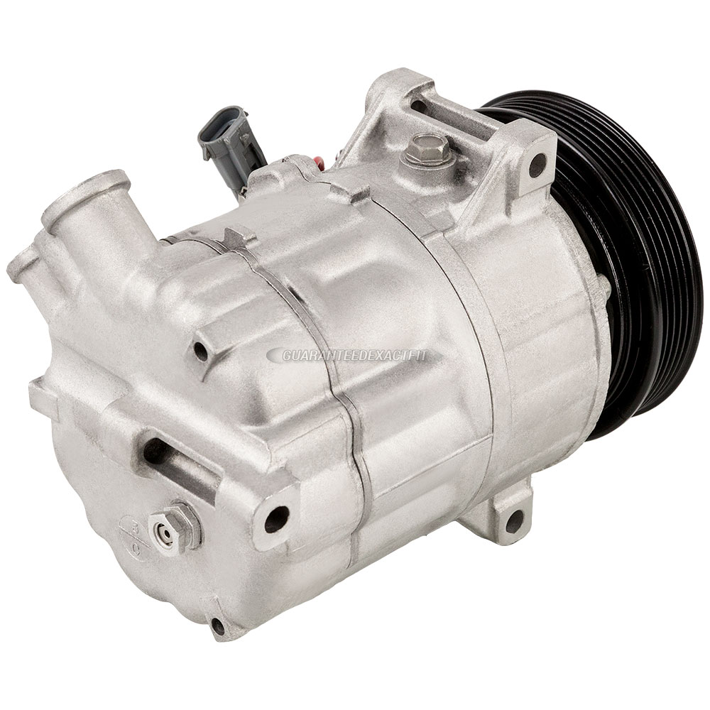 hight resolution of a c compressor