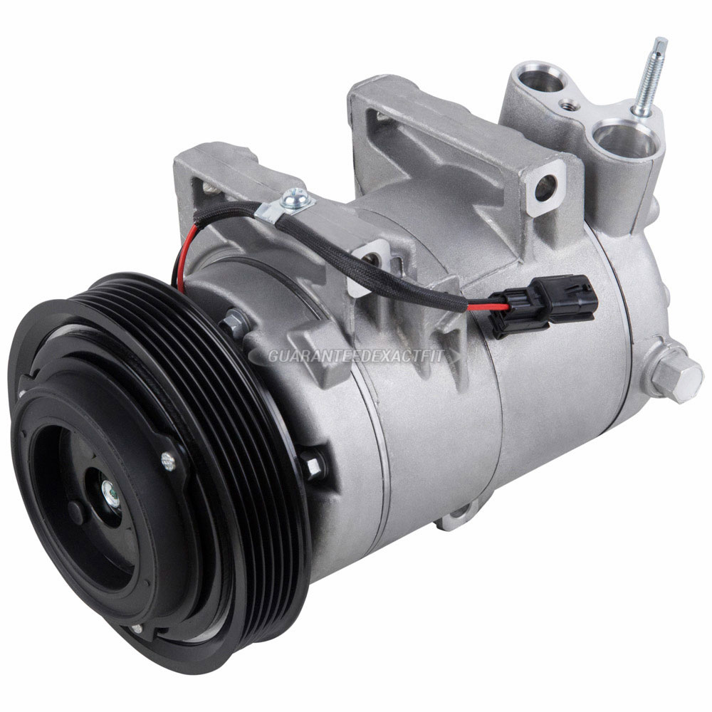 medium resolution of nissan rogue ac compressor