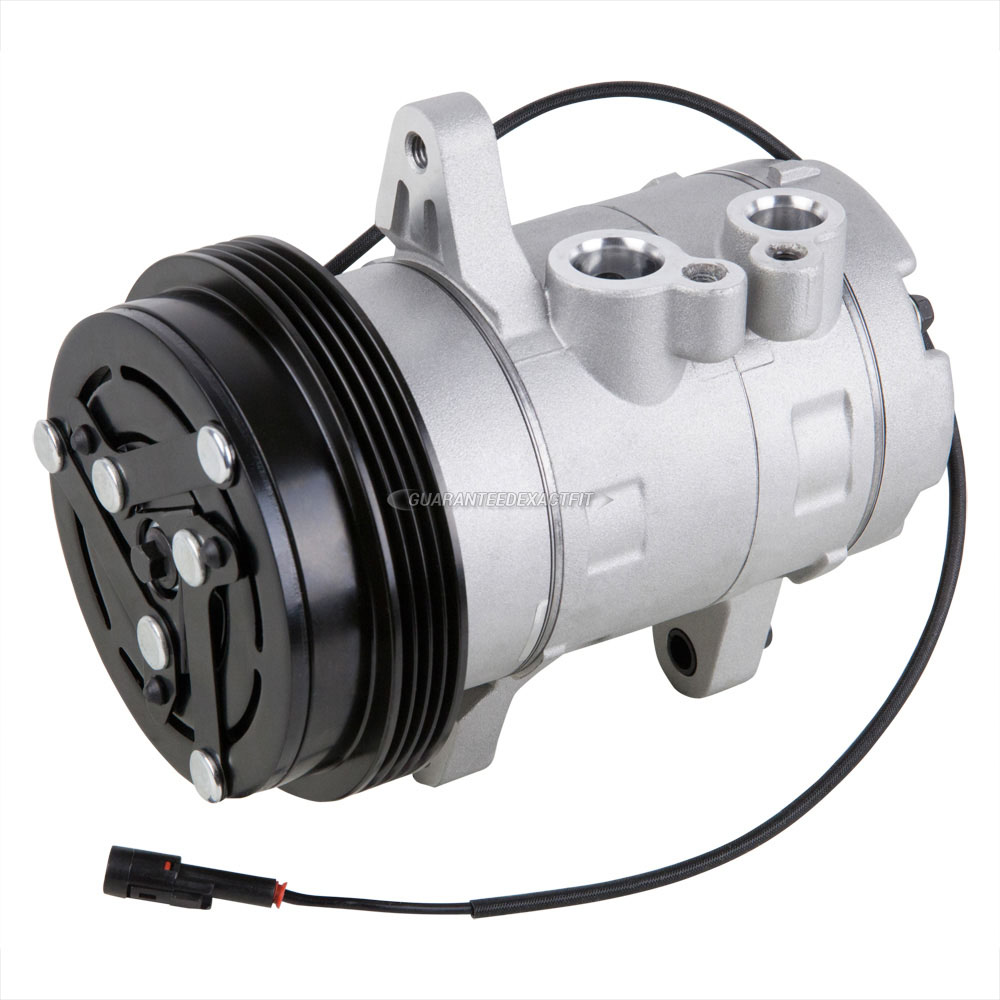 medium resolution of chevrolet tracker ac compressor