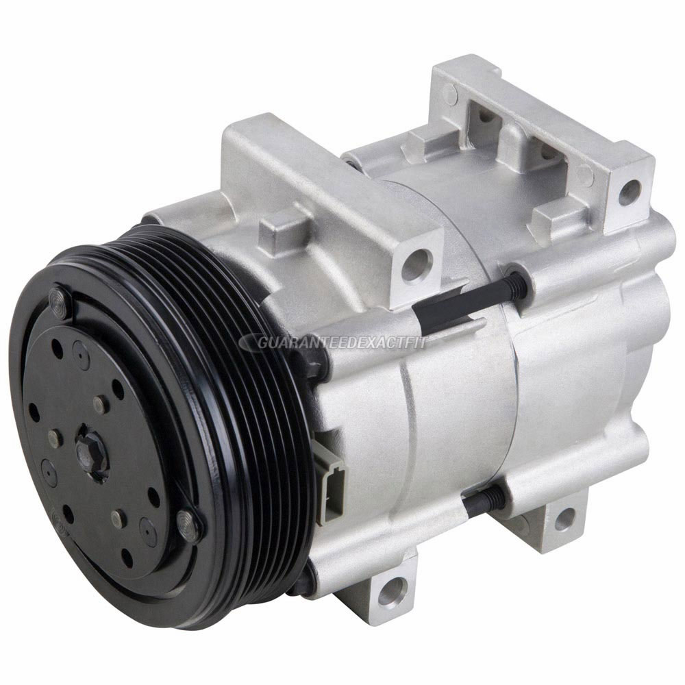 medium resolution of ford explorer ac compressor