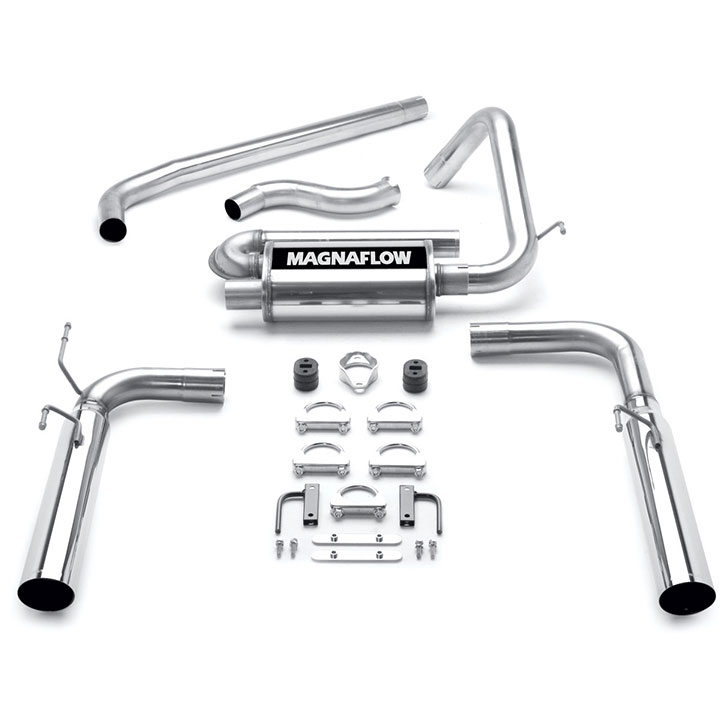 MagnaFlow Exhaust Products Street Series Stainless Cat