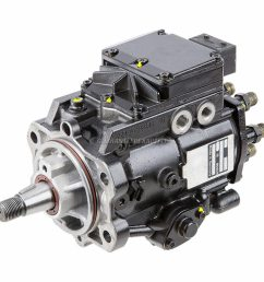 how to identify the bosch vp44 diesel injection pump in your dodge ram cummins 24v [ 1000 x 1000 Pixel ]
