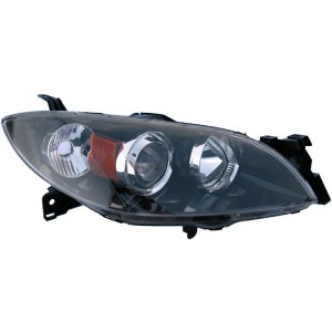 2005 Mazda 3 Headlight Assembly Right Passenger Side